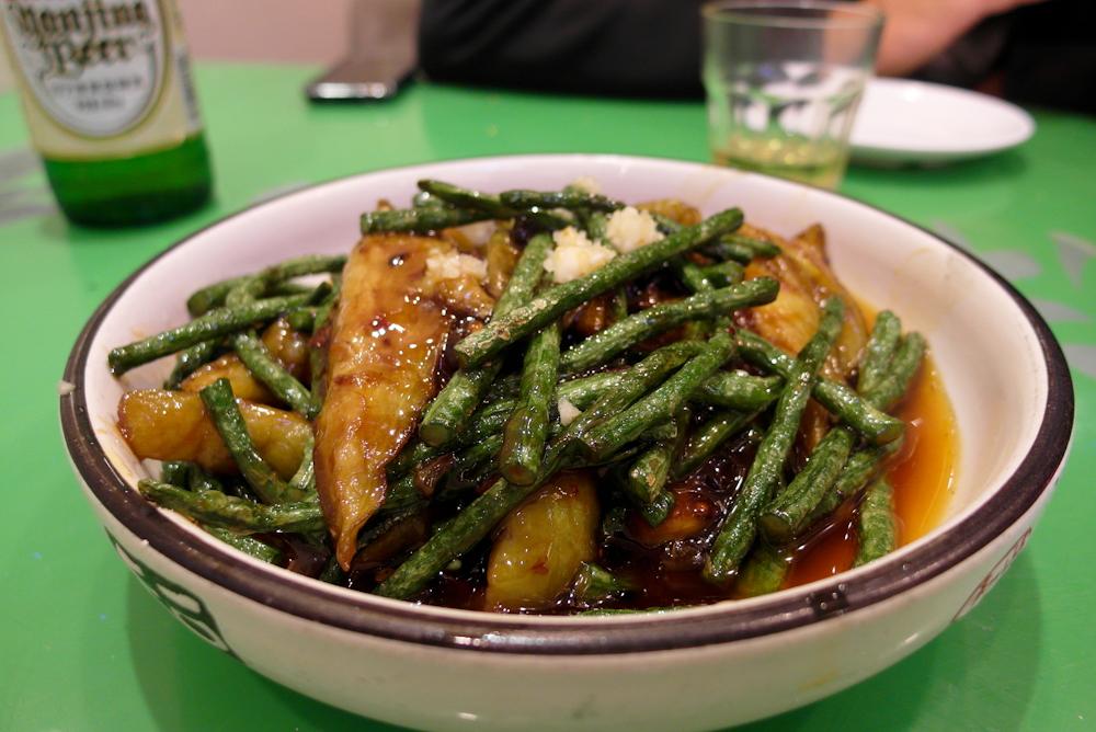 beijing, delicioso from sichuan restaurant